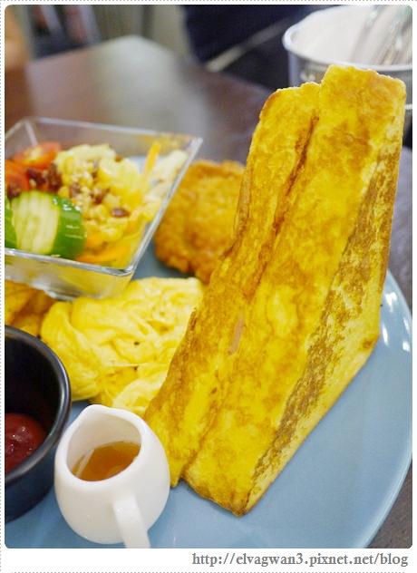 板橋-早午餐-捷運府中站-野豬核桃-野豬霸王餐-26-229-1