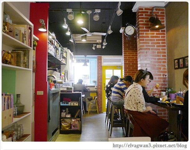 板橋-早午餐-捷運府中站-野豬核桃-野豬霸王餐-6-290-1