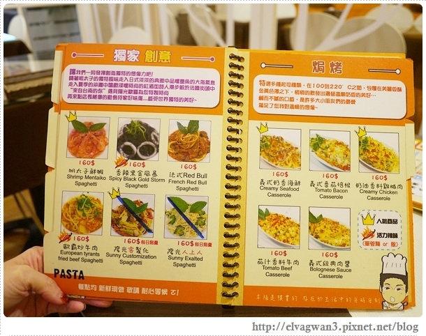 台南-永康區-sunny pasta-陽光義式廚坊-義大利麵-燉飯-商業午餐-10-4-112-1
