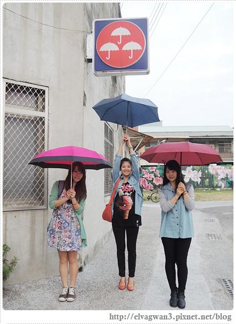 台南-東區-86綠園巷-彩繪-3D壁畫-巷內-遊樂園-15-433-1