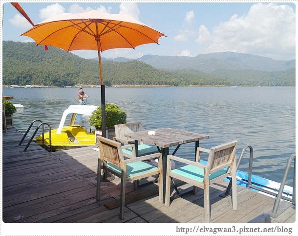 泰國-泰北-清邁-泰國自由行-自助旅行-背包客-山中湖-景觀餐廳-環海民宿-泰式料理-水上球-開新旅行社-開心假期-大興旅遊公司-泰國觀光局-30-780-1