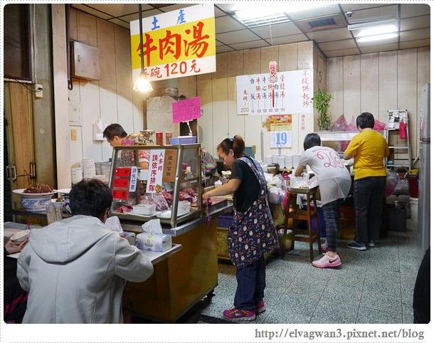 台南-中西區-海安路-六千牛肉湯-排隊美食-牛肉湯-牛髓湯-現宰溫體牛-早餐-限量-老店-3-394-1