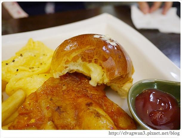 板橋-早午餐-捷運府中站-野豬核桃-野豬霸王餐-31-260-1