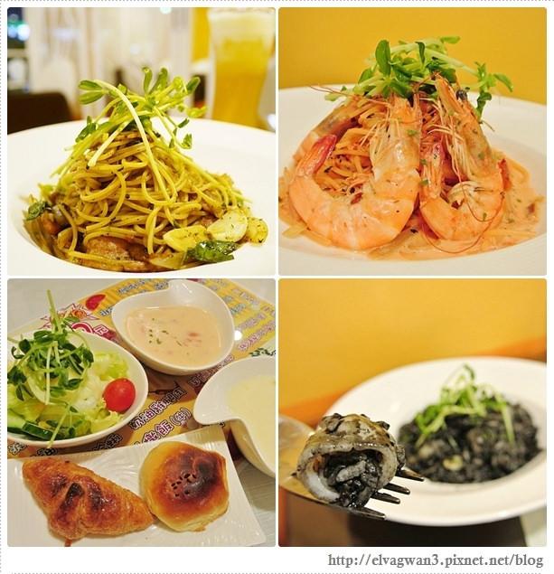 台南-永康區-sunny pasta-陽光義式廚坊-義大利麵-燉飯-商業午餐