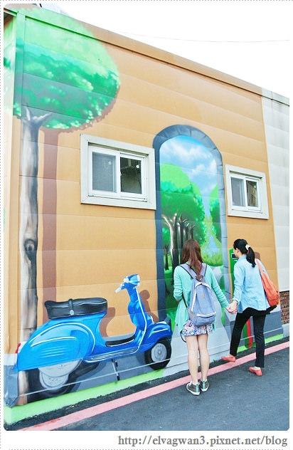 台南-東區-86綠園巷-彩繪-3D壁畫-巷內-遊樂園-12-117-19 (207)-1