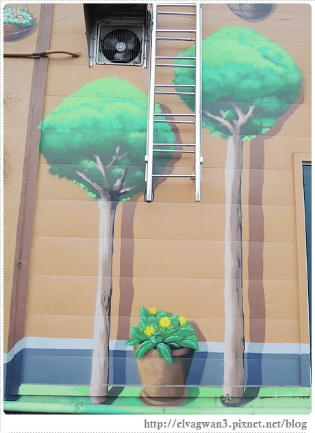 台南-東區-86綠園巷-彩繪-3D壁畫-巷內-遊樂園-6-429-1
