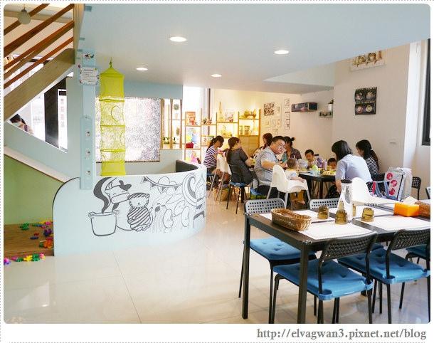 台南-中西區-迪利小屋-迪利好好笑-親子餐廳-10-650-1