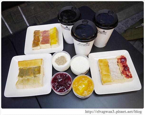 台北-捷運國父紀念館站-東區-延吉街-陽光派對-sunshine party-手工果醬-天然食材-伴手禮推薦-新鮮水果-奶酪-甜點-輕食-飲料-9-198-1