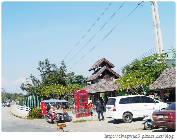 泰國-泰北-清邁-The Pai World War II Memorial Bridge-二次世界大戰橋-湄宏順府-pai 拜縣-1095公路-pai river-傑克船長-神鬼奇航-明信片-開新旅行社-開心假期-大興旅遊公司-泰國觀光局-11-487-1