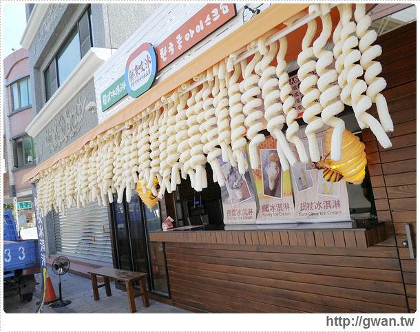餓魚咬冰,烏雲冰淇淋,蜂巢冰淇淋,拐杖冰淇淋,勾勾冰,台南,安平,創意冰品,夏天吃冰,ice cream-3-554-1
