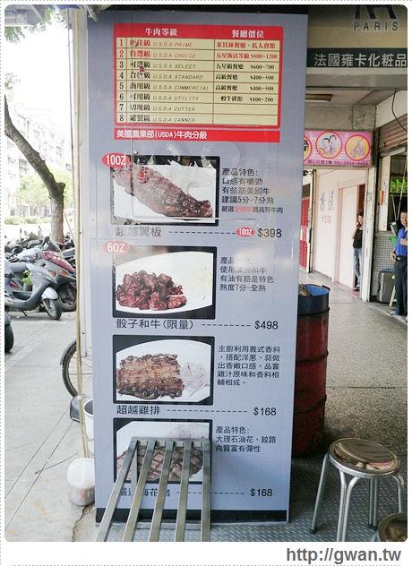 超越原味炭烤牛排,台北,捷運美食,景美萬隆店,內湖店,原塊牛排,炭烤牛排,Prime級牛肉,平價牛排,人氣牛排店,非凡大探索-3-978-1