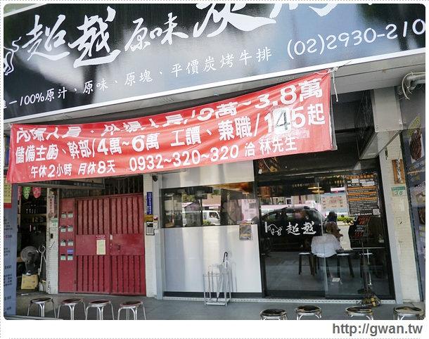 超越原味炭烤牛排,台北,捷運美食,景美萬隆店,內湖店,原塊牛排,炭烤牛排,Prime級牛肉,平價牛排,人氣牛排店,非凡大探索-2-973-1