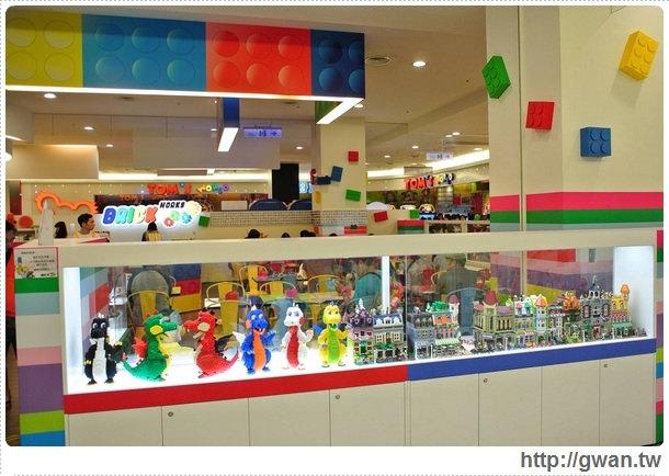 樂高餐廳-BRICK WORKS-樂高積木餐廳-親子餐廳-主題餐廳-中和環球-LEGO-樂高城市-樂高樂園-樂高展-樂高餐廳 中和-2-502 (285)-1