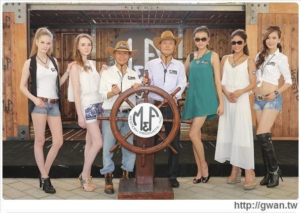 M&F Western,M&F飾品,M&F 登台記者會,M&F台灣,牛仔風,美國牛仔飾品,哇!陳怡君,保羅領帶,巨型藏寶箱-21