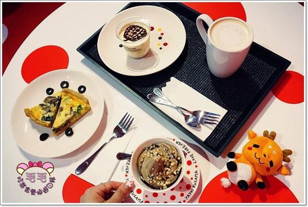 主題餐廳,主題餐廳懶人包,全台主題餐廳攻略,主題餐廳推薦,Hellokitty,kumamon,miffy,snoopy,醜比頭,阿郎基,小小兵-草間彌生