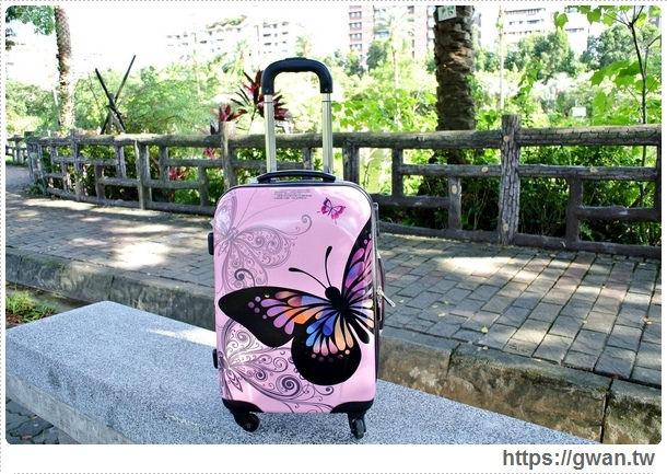 國內旅遊行李箱,3天2夜行李箱,20吋行李箱,便宜好用行李箱,行李箱推薦,彩色花蝶,butterfly,FriDay購物網,愛享客,時間軸-4-705 (247)-1