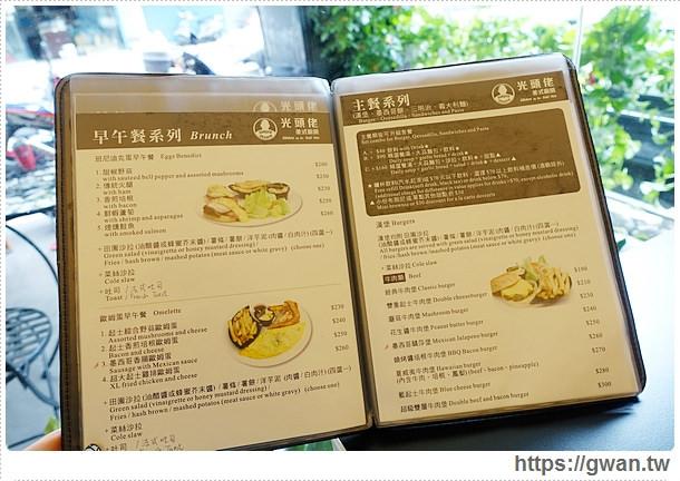 捷運美食,光頭佬美式餐廳,大坪林站,寵物友善餐廳,台北早午餐,早午餐,美式料理,大份量,新店區,世新,京采飯店,超大雞排,蘋果奶酥-8-149-1