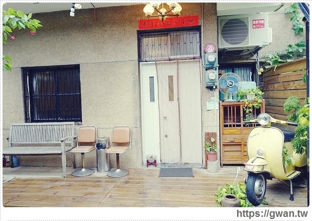[台南住宿●中西區] 囝仔厝 — 藏在市區裡的世外桃源♪包棟老屋、寵物友善旅店♥