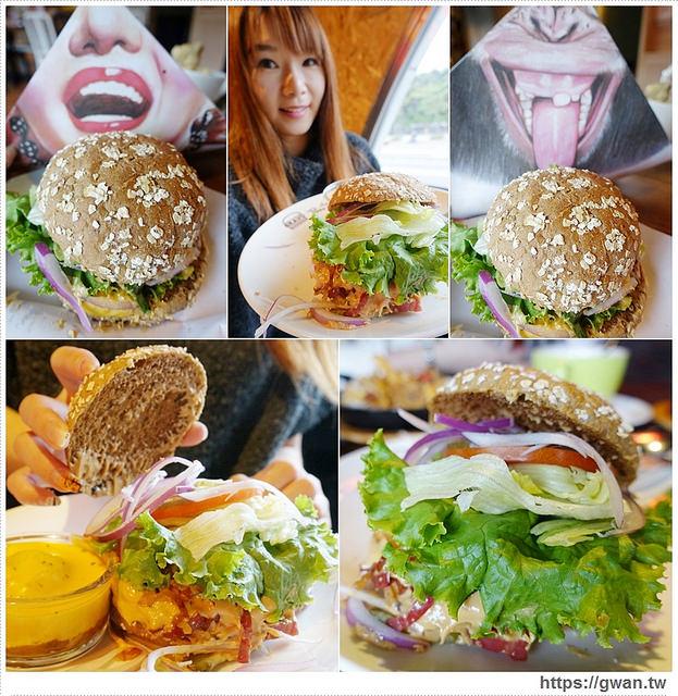 捷運美食,公館站,公館美食,發福廚房,Bravo Burger,花生醬牛肉漢堡,起司薯條,美國薯條,全民瘋美國薯條-32