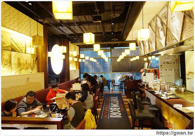 gudetama,捷運美食,道頓堀,大阪燒,御好燒,蛋黃哥,懶懶的,期間限定,人氣美食,日式料理, DOHTONBORI,鐵板料理,蛋黃哥鐵板料理,主題餐廳-6-409-1