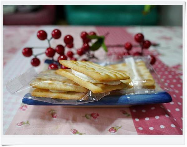 六度本舖:[團購美食]  牛軋糖餅的進階版--- 一次給你多重口味的享受
