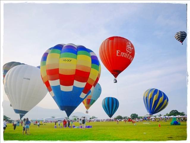 [活動]  2012 超級吸睛的熱氣球嘉年華