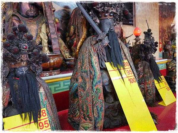 [南投‧集集] 武昌宮– 不可思議的神蹟之玄天上帝鬍子長不停