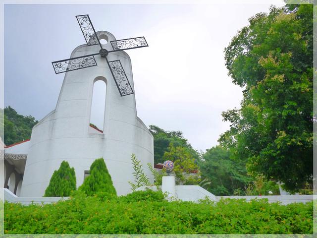 [台東]  風車教堂