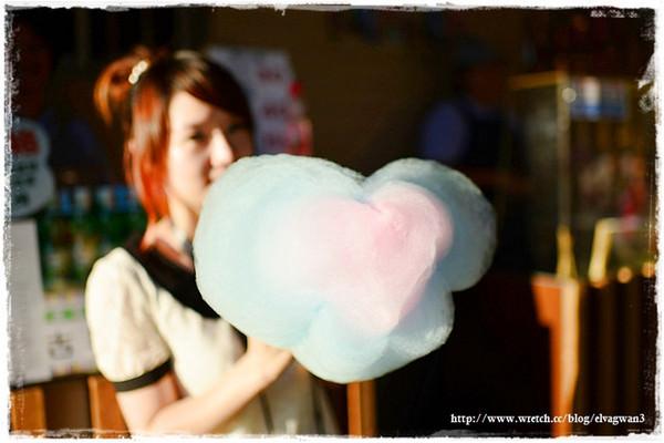 [高雄美食●鹽埕區] 奇藝造型棉花糖 — 浪漫必備,老少皆宜的創意棉花糖@駁二藝術特區
