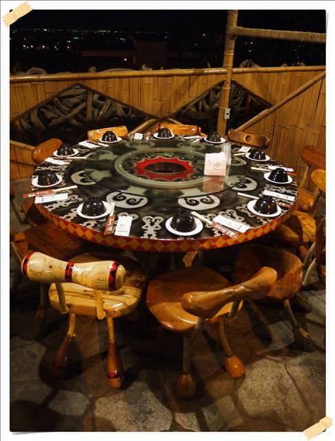 台東美食,原始部落,台東美食推薦,原住民美食,山地美食,原住民山地餐廳,合菜,利嘉山,可看夜景的餐廳-5