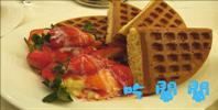 2gether(內湖店):[內湖] 2 gether -- 好吃早餐,用胖呼呼的棉花糖和厚片娃娃提振一天的精神吧!!