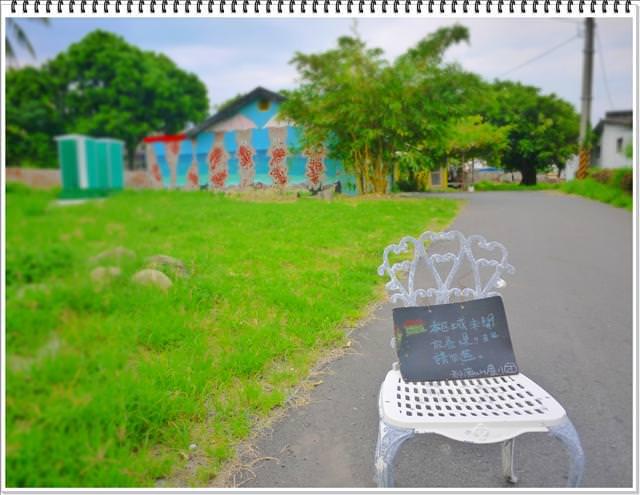 [台東]  都蘭新東糖廠—讓你拍出劇照風的彩繪小屋