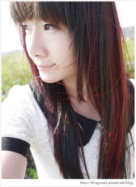 [頭毛兒] 台中美髮 ● VS hair — 打造亮麗新髮色,散發朦朧自信美