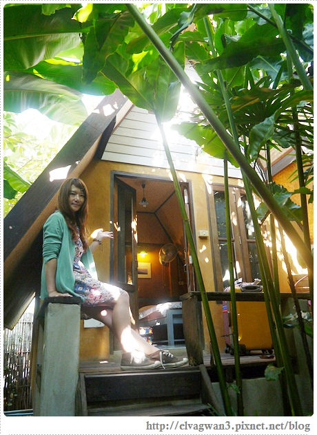 [泰國旅遊●拜縣] Breeze of Pai Guest House — ☆泰新奇☆ 童話中的森林小屋♪ 便宜有特色的背包客民宿♥