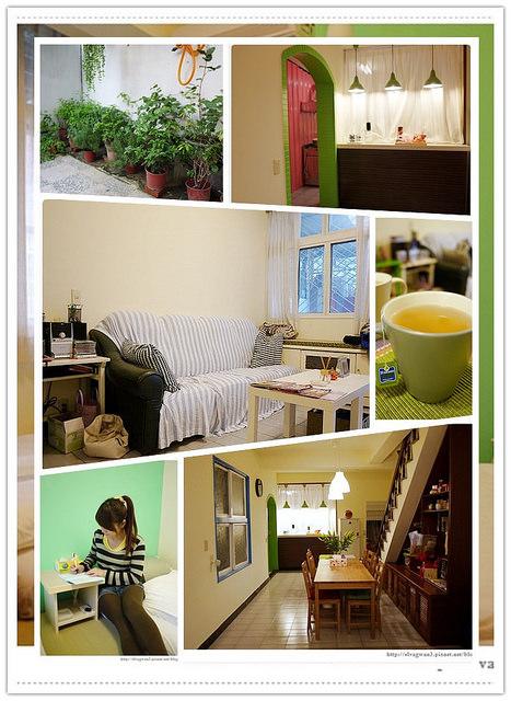 [台南住宿●中西區]  小茉莉 Jasmine House — Just meet in this house ♥簡單溫馨,家一樣的感覺♥