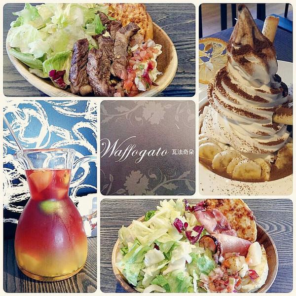 [捷運西湖站] 瓦法奇朵–輕食,主餐,甜點,用心製作好餐點