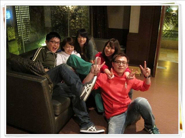[桃園住宿●龜山]  樂威總裁行館–耶誕紅配綠Party主題趴