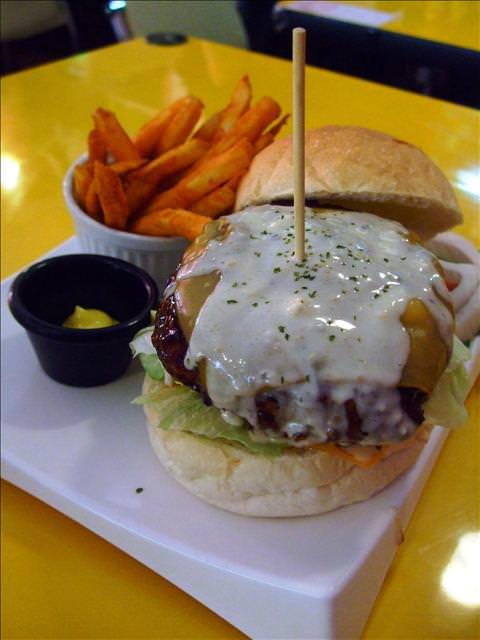 [民生社區]  Sunday's  Burger